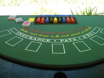 Poker rentals dallas